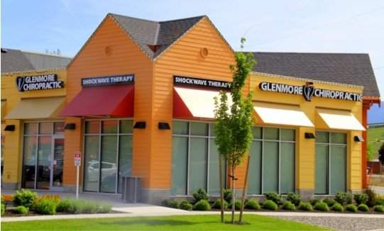 Glenmore Chiropractic Inc Exterior