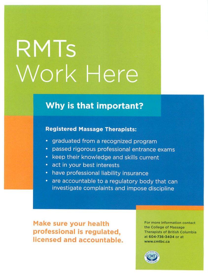 RMT Poster