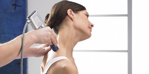 Shoulder Pain Shockwave Therapy