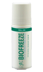 Biofreeze Roll On Glenmore Chiropractic